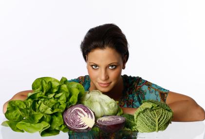 Bio-Lebensmittel ohne Plastik